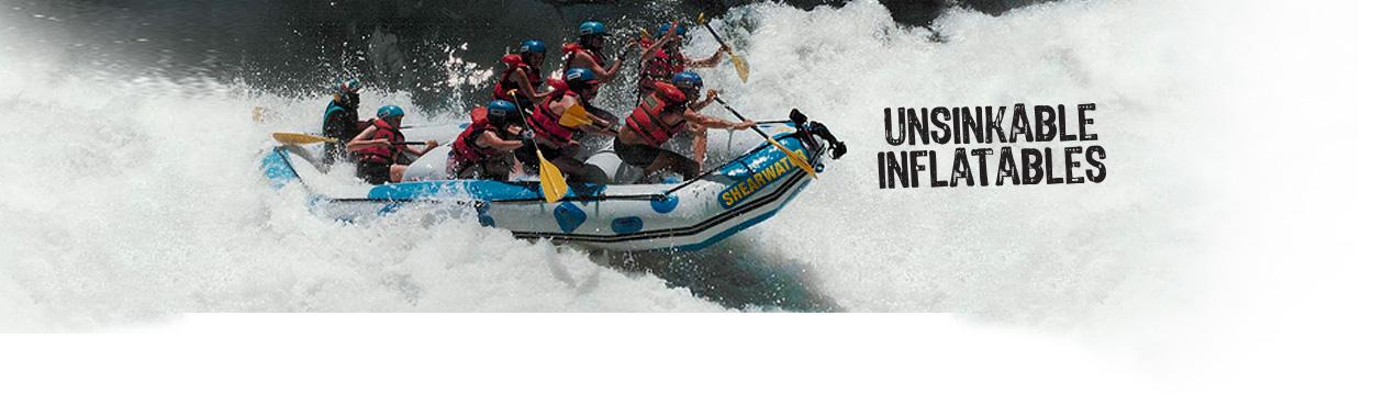 ARK Zambezi | White Water Rafts | Inflatable rafts | River Rafts